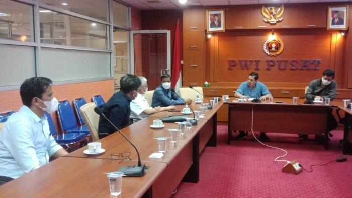 Sultra Mantap Menjadi Tuan Rumah HPN 2022, Sekjen PWI Pusat: Kami Bakal Keluarkan SK HPN 2022