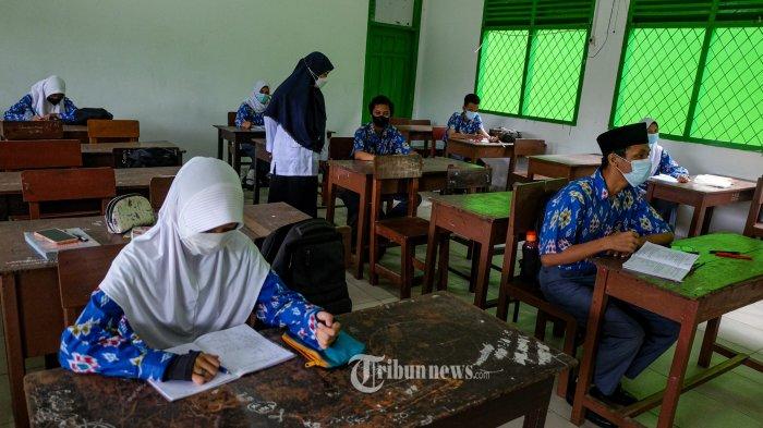 Alasan Pemerintah Dorong Pembelajaran Tatap Muka Terbatas di Daerah PPKM Level 1-3