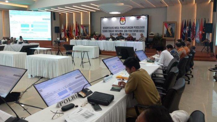 Dianggap Tidak Ada Dalam Jadwal, Rekapitulasi Tingkat Nasional Maluku Utara Mendapat Protes