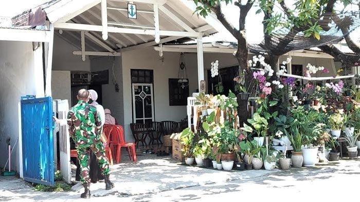 Nasib KRI Nanggala Belum Jelas, Tetangga Sudah Ucapkan Duka Cita di Rumah Komandan