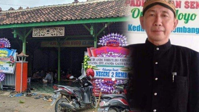 Terungkap Sosok Pelaku Pembunuhan Ki Anom Subekti, Ternyata Berusaha Bunuh Diri Minum Pestisida