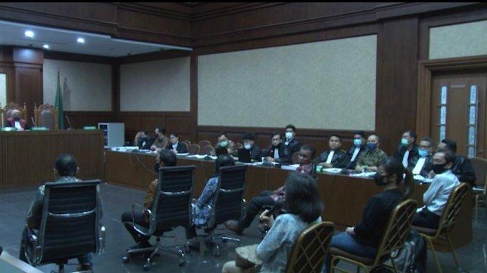Pledoi, Terdakwa Kasus Jiwasraya Tegaskan Tidak Punya Wewenang Kendalikan 13 MI