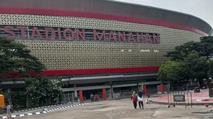Meski Dibuka untuk Umum, Durasi Kegiatan Olahraga di Stadion Manahan Tetap Dibatasi