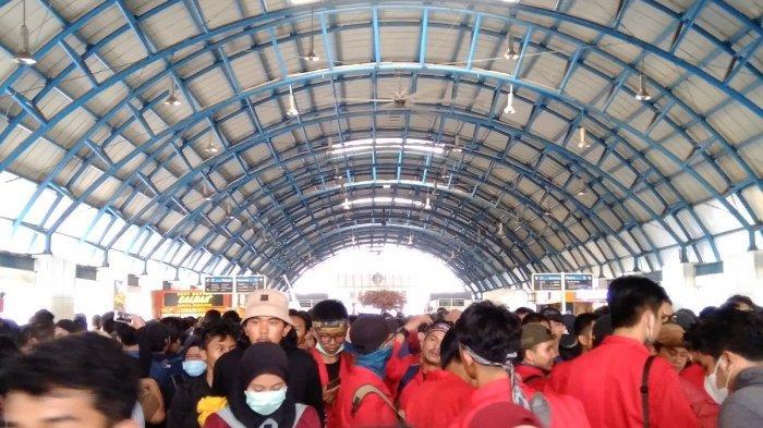 Ada Aksi Unjuk Rasa di DPR, KCI Dipastikan Tak Mengalami Kerugian