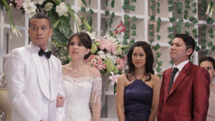 Samuel Rizal Kadang Hadiri Undangan Pernikahan Tanpa Istri