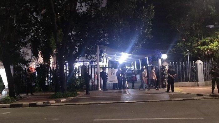 Tinggalkan Gereja Katedral Jakarta, Jemaat Dapat Penjagaan Ketat dari TNI-Polri