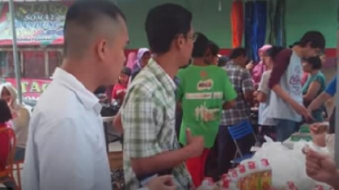 Mekanisme Transaksi di Pasar Muamalah, Pedagang: Fleksibel Pakai Dinar-Dirham, Rupiah atau Barter