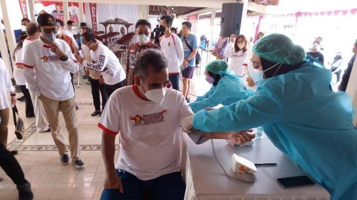 Gerindra DIY Alokasikan 10 Ribu Dosis Vaksin, Percepat Target Kekebalan Komunal