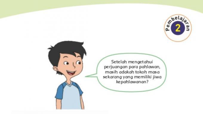KUNCI JAWABAN Tema 5 Kelas 4 SD Halaman 62 63 64 65 66 67 68 69 Buku Tematik Pembelajaran 2
