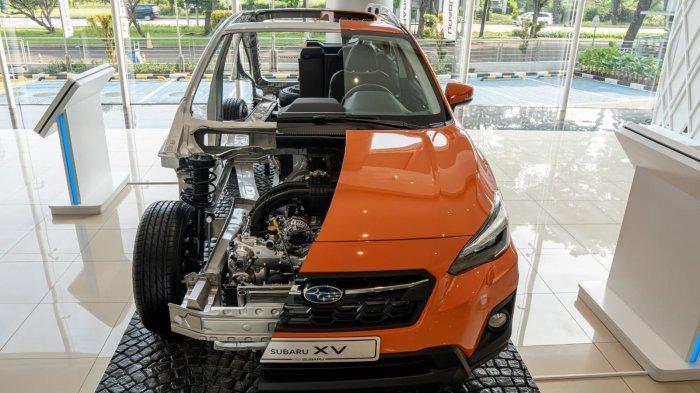 Kembali ke Indonesia, Subaru Awali Perjalanan dengan Pembukaan Historical Gallery di Jakarta