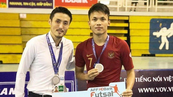 Pemain Timnas Futsal ini Tetap Jaga Gizi Selama di Rumah Saja: Daging dan Sayuran Jadi Menu Utama