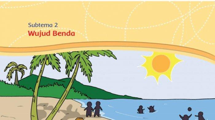 Kunci Jawaban Tema 3 Buku Tematik Kelas 3 SD Subtema 2 Pembelajaran 1 Halaman 59 - 67