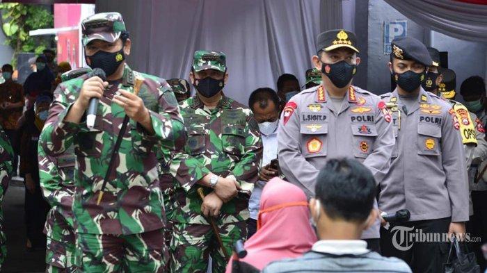 Panglima TNI Perintahkan Vaksinasi 130 Ribu Prajurit Pakai AstraZeneca