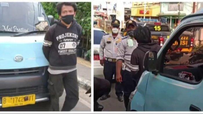 Kronologi Angkot Halangi Laju Ambulans yang Bawa Pasien Stroke di Jatinegara