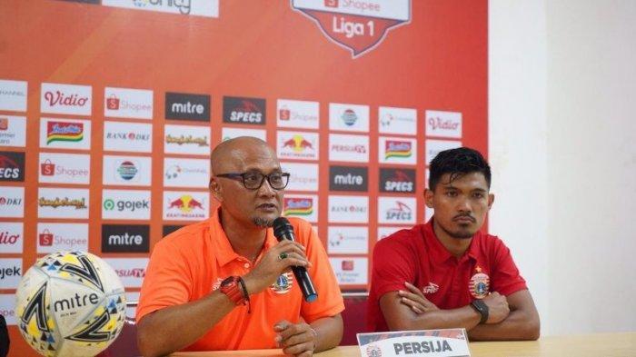 Persija Jakarta vs Semen Padang: Kondisi Pemain Persija Bagus kata Sudirman