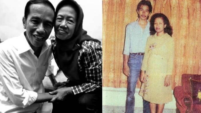 Beredar Foto Diduga Ibu Jokowi, Sudjiatmi Saat Muda dengan Sang Putra, Ini Kisah Haru di Baliknya