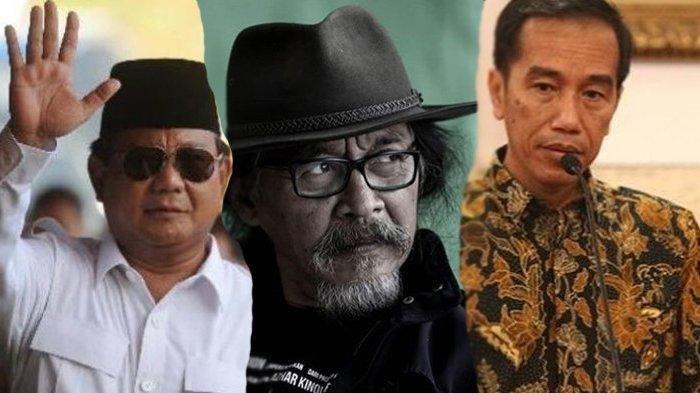 Nilai Jokowi yang Harusnya Temui Prabowo, Sudjiwo Tedjo: Mengelola Negara Ini Kayak Rumah Tangga