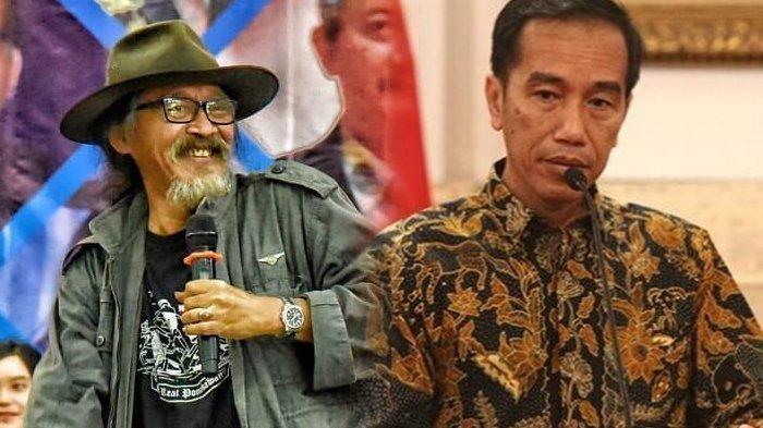 Jokowi Berduka, Sudjiwo Usul Presiden Libur 3 Hari: Aku Mengalami Beratnya Anak Laki Ditinggal Ibu