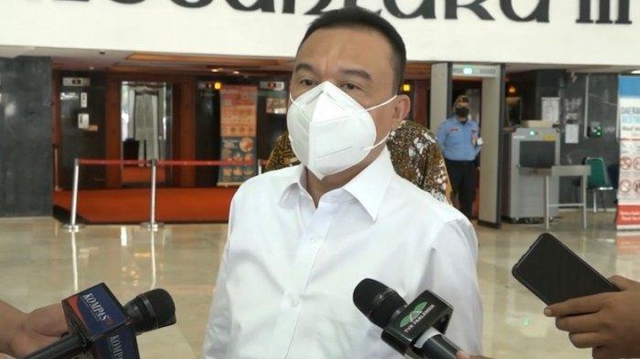 Alasan Keluarga Anggota DPR Turut Divaksin Covid-19, Dasco: Jatah dari Kemenkes