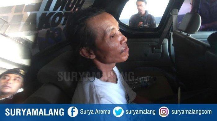 Sugeng Sadar saat Mutilasi Korban di Pasar Besar Malang, Psikiater Ungkap Kondisi Kejiwaannya