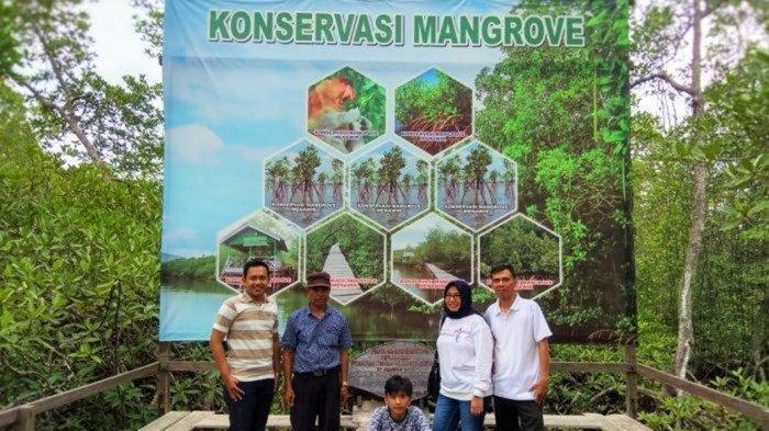 Desa Wisata Mentawir, Eksistensi Bekantan Pesona Mangrove dan Pesut Teluk Balikpapan