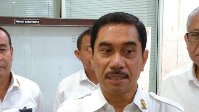Kepala Badan Nasional Penanggulangan Terorisme (BNPT) Komjen Pol Suhardi Alius.