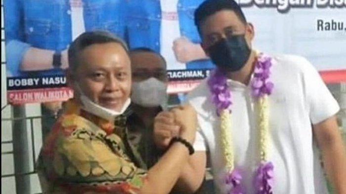 Edy Rahmayadi dan Politisi Demokrat Kompak 'Serang' Bobby Nasution, Suhendra Pasang Badan