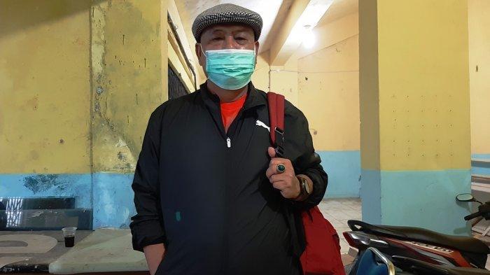Suimin Diharja, pelatih Persikota Tangerang.