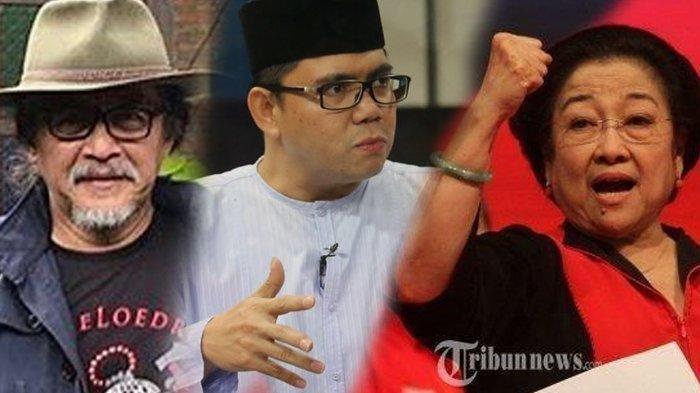 Sujiwo Tejo Mengimbau Megawati untuk Minta Maaf pada Emil Salim, Arteria Dahlan Beri Tanggapan Ini
