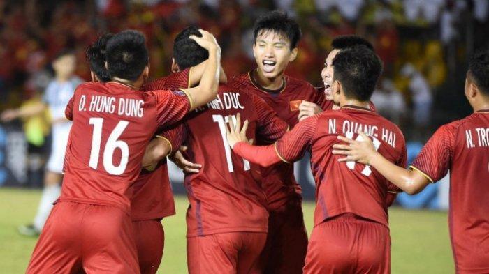 Hasil Akhir Final Piala AFF 2018, Timnas Vietnam Juara Setelah Bungkam Malaysia