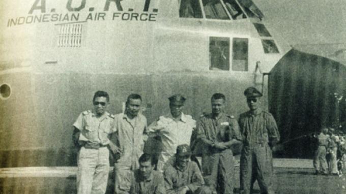 Cerita Mantan Kasau yang Terbangkan Pesawat Hercules ke 4 Pangkalan Udara dalam Sehari