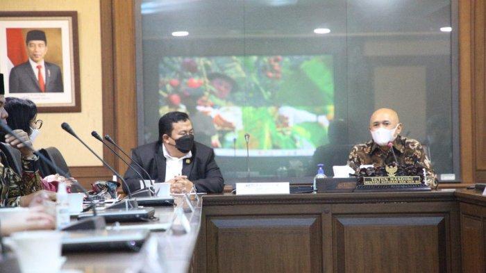 Ketua Komite IV DPD Nilai Perpres 10/2021 Bikin UMKM Lebih Untung