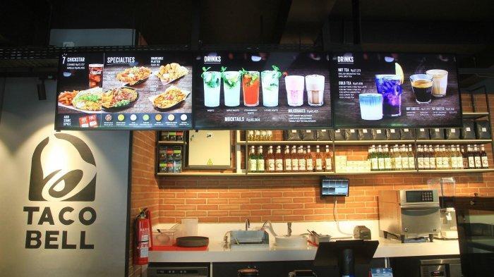 Sukses Dengan KFC, PT Fast Food Indonesia Bawa Taco Bell ke Indonesia