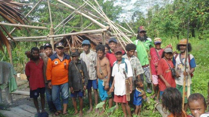 3 Fakta Suku Mausu Ane, Terasing dan Terkena Bencana Kelaparan di Maluku