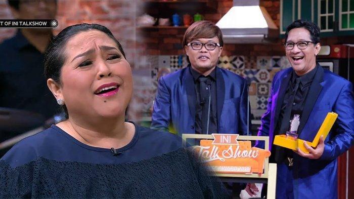 Ngobrol Saat Nunung Kembali Tampil di NET TV, Andre Taulany: Mami Masih Ngompol?