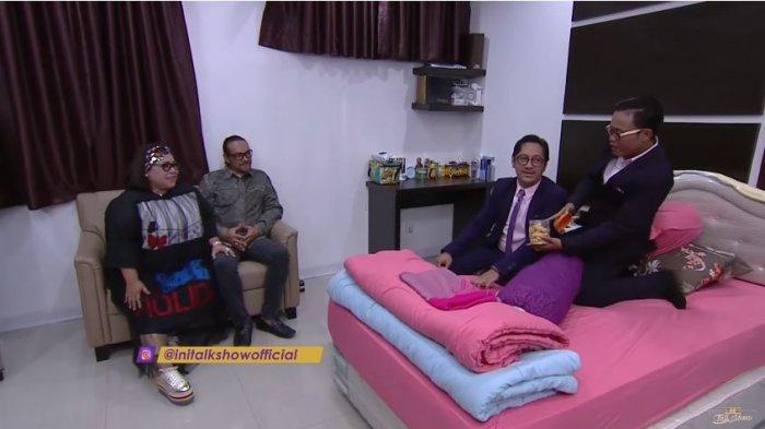 Sule dan Andre kunjungi kamar Nunung
