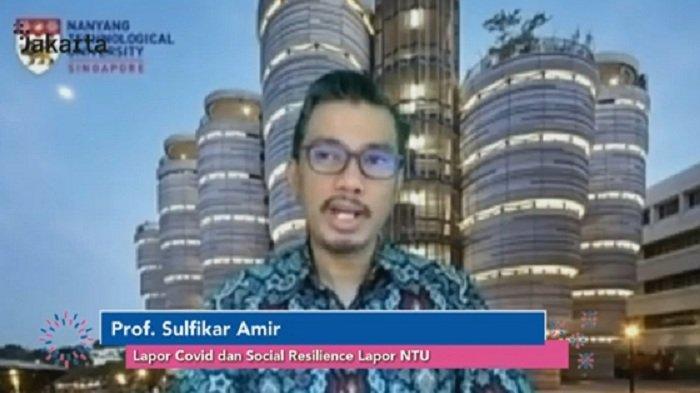 Pakar Sosiologi Bencana Apresiasi Sikap Terbuka Pemprov DKI Jakarta Dalam Tangani Covid-19