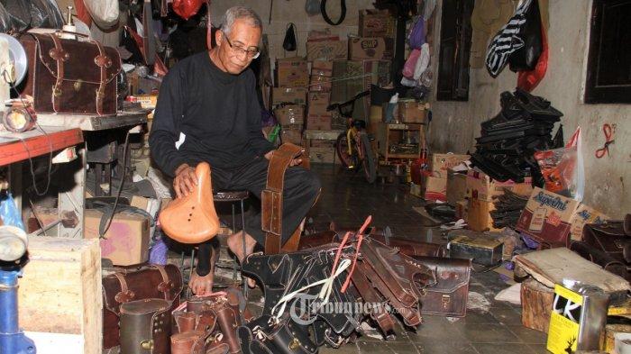 Sumadi Seng, Ingin Produksi Asesoris Sepeda Onthelnya Sampai Manca Negara
