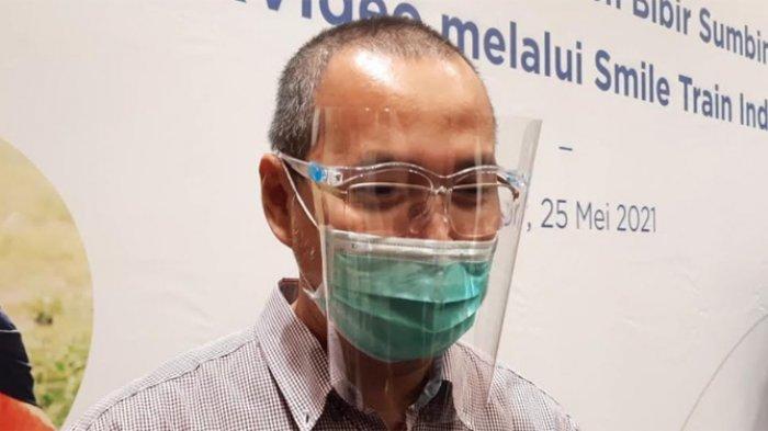 Dokter Spesialis bedah dr. Yantoko, setidaknya ratusan bayi di dunia terlahir dalam kondisi bibir sumbing setiap 3 menit.