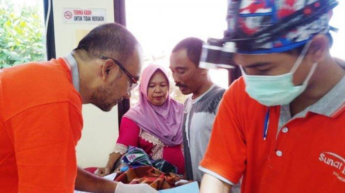 Sunatan Massal Digelar Gandasari Grup Lengkapi Kegiatan Bakti Sosial di Kepulauan Seribu