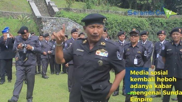 Heboh kemunculan Sunda Empire