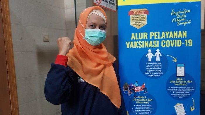 Kepala Puskesmas Ciracas Sunersih: Bersyukur Vaksin Covid-19 Sudah Tiba di Indonesia
