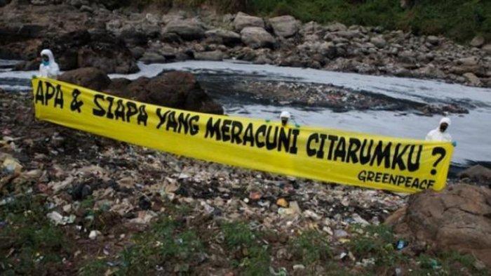 Memerdekakaan Sungai Citarum dari Sampah Bukan Hanya Tanggung Jawab Pemerintah