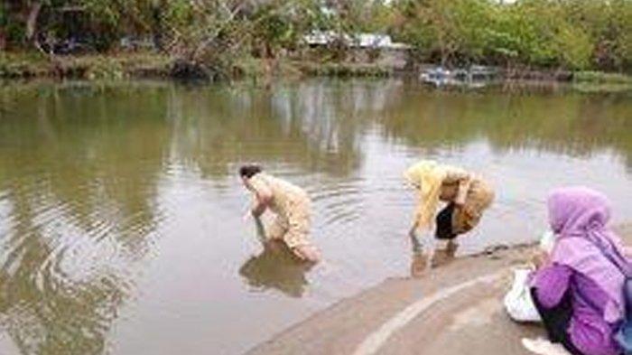 Tiga Sungai di Boltim Tercemar Bakteri Fecal Coliform