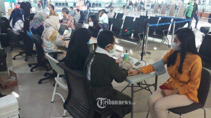 Hari Ini Bandara Soetta Layani Vaksin Gratis, 143 Orang Telah Disuntik