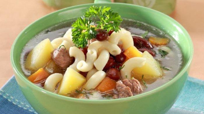 Kumpulan Resep dan Cara Membuat Sup yang Enak dan Mudah, Ada Sup Daging Labu Kuning