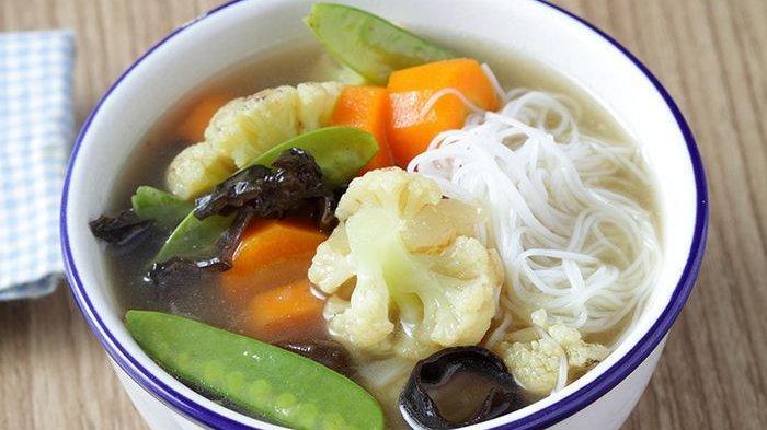 Sup Sayuran Soun.
