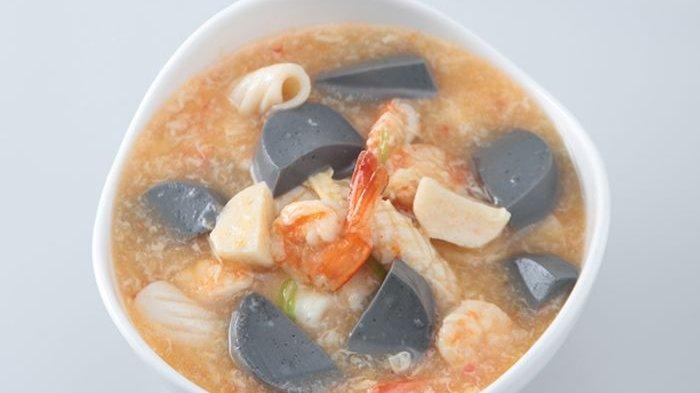 Resep Menu Sup Tofu Cumi, Cocok untuk Santap Sahur Ramadhan