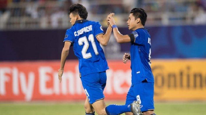 Timnas Thailand Justru Kehilangan Tiga Pilar Utama Jelang Kualifikasi Piala Asia