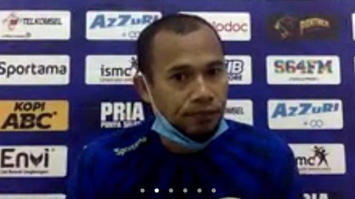 Supardi Nasir, bek Persib Bandung